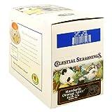 Celestial Seasonings Mandarin Orange Spice Herb Tea, K-Cups for Keurig Brewers, 24-Count Boxes (Pack of 2)