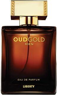 Liberty LUXURY Oud Perfume (100ml / 3.4 Oz) for Men 24 Hours, Long Lasting Smell, Eau de Parfum(EDP) - (OudGold)