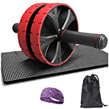 RuiDa Ab Roller for Abs Workout - Ab Roller Wheel Exercise Equipment - Ab Wheel Exercise Equipment -...