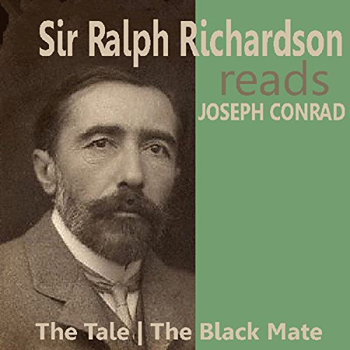 Sir Ralph Richardson reads Joseph Conrad cover art