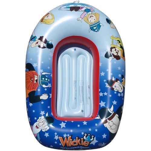 Kinderspielboot WICKIE Größe ca. 108 x 80 cm