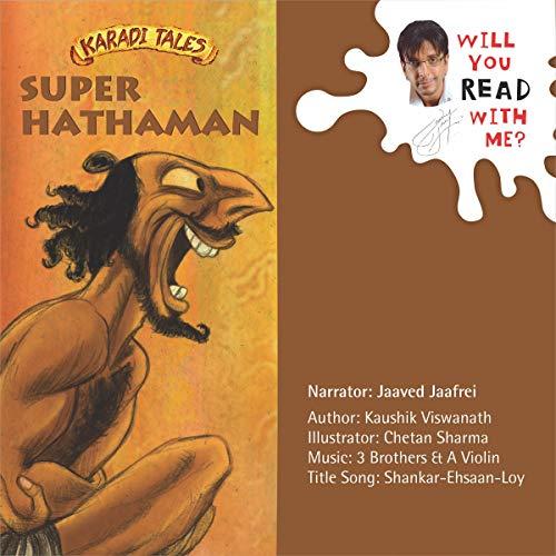 Super Hathaman cover art