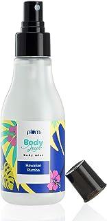 Plum BodyLovin' Hawaiian Rumba Body Mist | Beachy Fragrance Spray | 100% Vegan | Paraben-Free | Instant Freshness | 150 ml