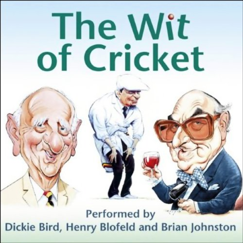 The Wit of Cricket audiobook cover art