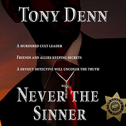 Never the Sinner cover art