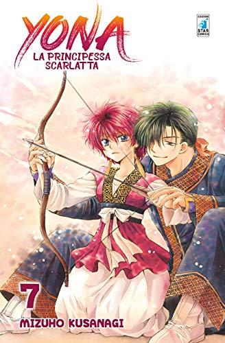 Yona la principessa scarlatta (Vol. 7)
