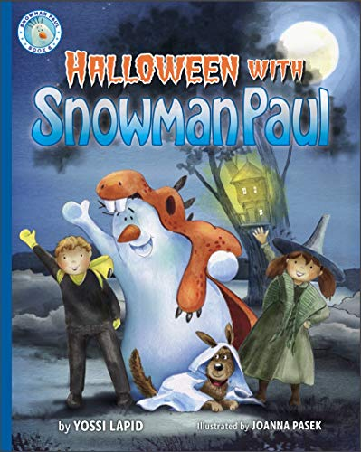 Halloween with Snowman Paul (bedtime story, children