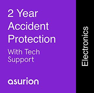 ASURION 2 Year Portable Electronic Accident Protection Plan with Tech Support $350-399.99