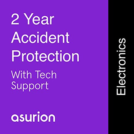 ASURION 2 Year Portable Electronic Accident Protection Plan with Tech Support $30-39.99