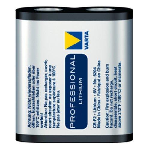 Varta CRP2 Piles Lithium