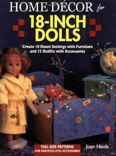 home-decor-for-18-inch-dolls-create-10-room-settings-with-furniture-and-15-outfits-with-accessories