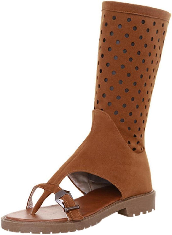 Cular Acci Women Summer Clip Toe Sandals shoes
