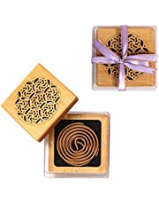 Luxury Oud Incense Gift Set with Burner and Incense roll