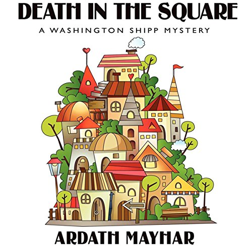 Death in the Square audiobook cover art