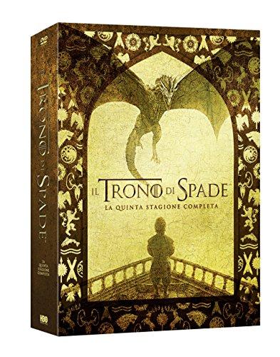 Il Trono di Spade Stagione 5 (5 DVD)