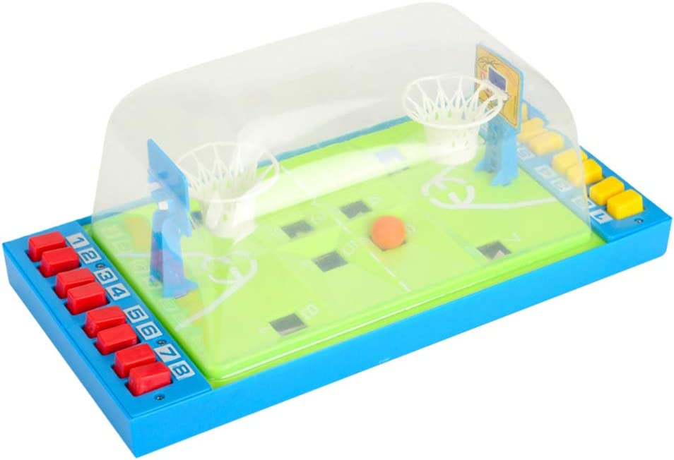 TOYANDONA Finger Basketball Game Desktop Basketball Toys Tableto