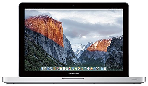 Apple Macbook Pro 13.3-inch 500GB Intel Core i5 Dual-Core Laptop - Silver (Refurbished)