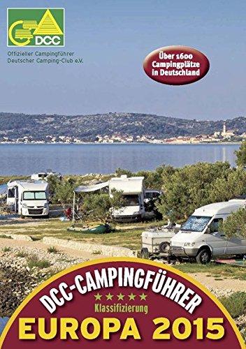 DCC Campingführer 2015
