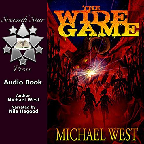 The Wide Game audiobook cover art