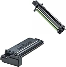 WORLDS OF CARTRIDGES Remanufactured Toner Cartridge and Drum Unit Replacement for Samsung SCX-5312D6 / SCX-5312R2 (Jumbo: 25% Higher Yield) (2-Pack: Toner + Drum)