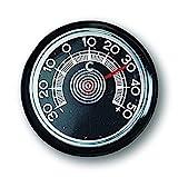 TFA Dostmann Analoges Thermometer, zur Temperaturkontrolle, ideal für Auto/Büro/Keller
