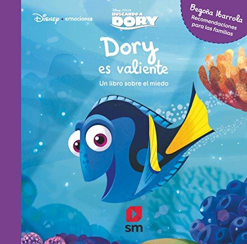 D.E Dory es valiente (Disney Emociones)