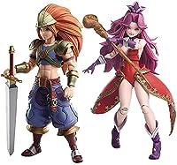 Square Enix - Trials Of Mana Bring Arts Duran & Angela Action FigureSet