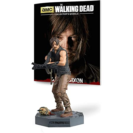 "Eaglemoss #34 MICHONNE SEASON 7 The Walking Dead Collectors Models 3.5"" Figure"