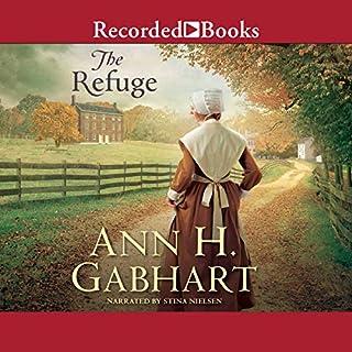 The Refuge audiobook cover art