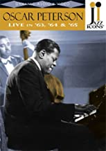 Peterson;  Oscar: Live in 63;  `64 and `65 (Live Performance)