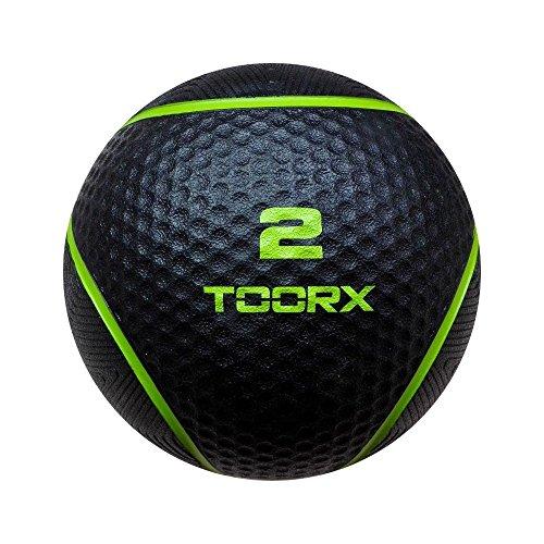 Toorx - PALLA MEDICA 1-2-3-4-5-6 Kg (1 Kg - Diam.Ø 19,5cm)