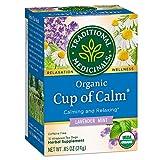 Traditional Medicinals, Cup of Calm, 16 bags