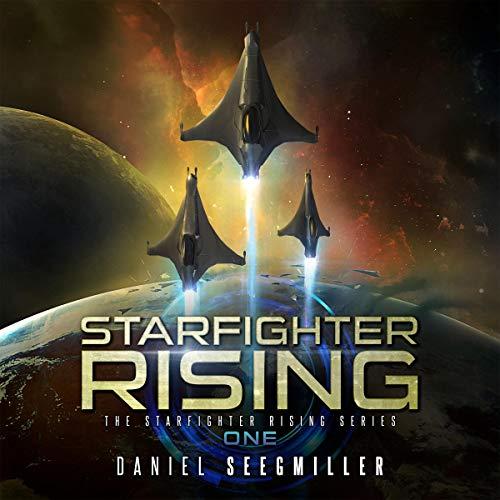 Starfighter Rising: An Epic Sci-fi Adventure cover art