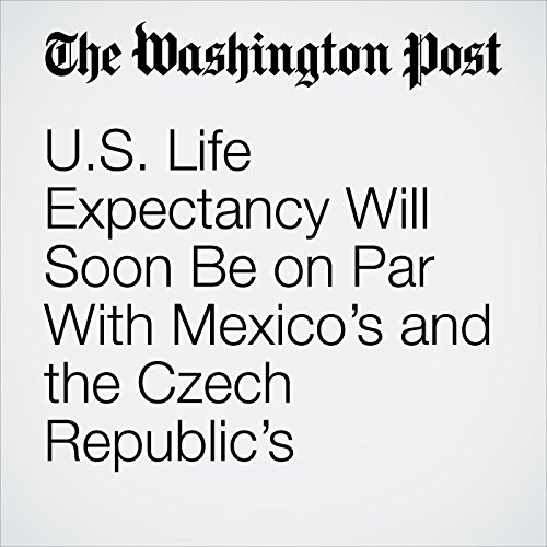 U.S. Life Expectancy Will Soon Be on Par With Mexico's and the Czech Republic's copertina