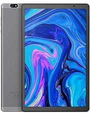 【2021新版 Android10.0】 ワンーキョー タブレット 10インチ S20 8コアCPU 大容量 ROM64GB RAM3GB 2.4G/5GWi-Fi モデル Bluetooth 5.0 デュアルカメラ SD拡張GPS機能搭載 日本語取扱説明書付き(グレー)