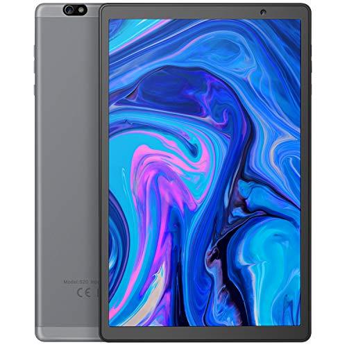 【2021最新版 Android10.0】 VANKYO タブレット 10インチ S20 大容量 ROM64GB RAM3GB Wi-Fiモデル 8コアCPU Bluetooth 5.0 GPS 機能搭載 日本語取扱説明書付き
