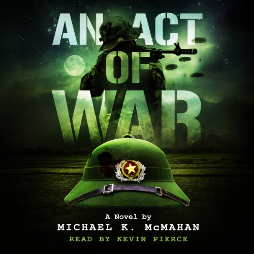An Act of War audiobook cover art