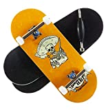 P-REP Bandito - Solid Performance Complete Wooden Fingerboard (Chromite, 34mm x 97mm)
