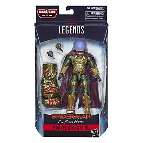 Spider-Man Infinite Legends Mysterio (Hasbro E3961CB0)