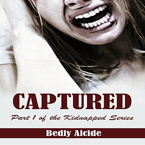 Captured audiobook cover art
