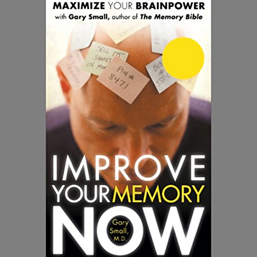 Improve Your Memory Now cover art