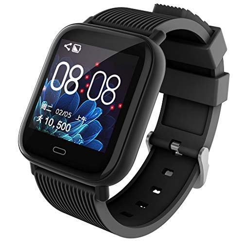 Reloj Inteligente para Hombres, Smartwatches Holograma Hombres Sueño Control Smartwacht Reloj Smartwatches Control Mujer Android Pulsera Pulsera Android Podometro Smartwatches