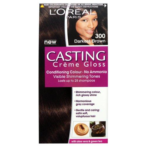 L'Oréal Paris Casting Crème 300 Darkest brown