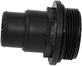 """SPIRATO Slangtuit Ø 32-38 mm / 1,5"""" schroefdraad met O-ring afdichting"""