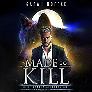 Made to Kill: A Science Fiction Paranormal Thriller audiobook cover art