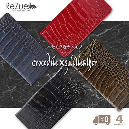 ReZuell.『crocodileleather(クロコダイルレザー)』
