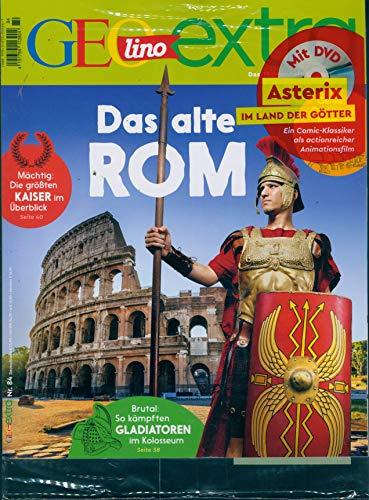 GEOlino Extra mit DVD 84/2020