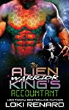 The Alien Warrior King's Accountant (Alien Boss)
