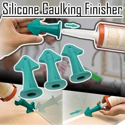 Preisvergleich Produktbild 4PCS Silicone Caulking Finisher (3 in 1)