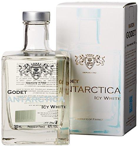 Godet Icy White Antartica Cognac (1 x 0.5 l)